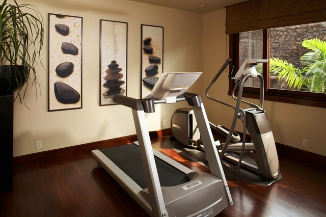 Hualalai Serenity asian-home-gym
