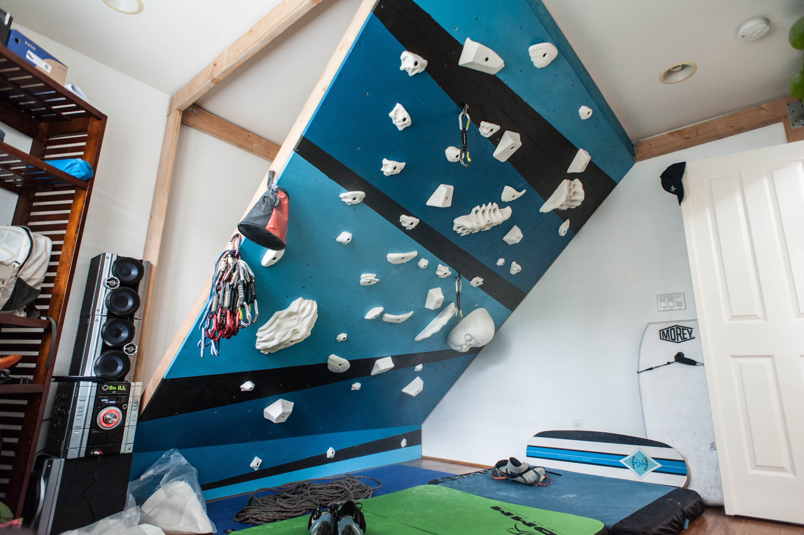 75 Beautiful Home Climbing Wall Pictures Ideas March 2021 Houzz