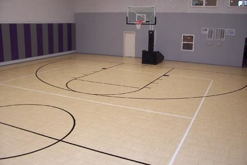 Indoor Sport Courts Traditional Home Gym Other By