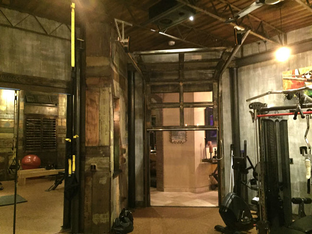 Industrial Design Home Gym Industrial Home Gym