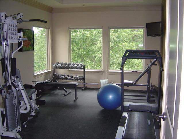 Interior Photos contemporary-home-gym