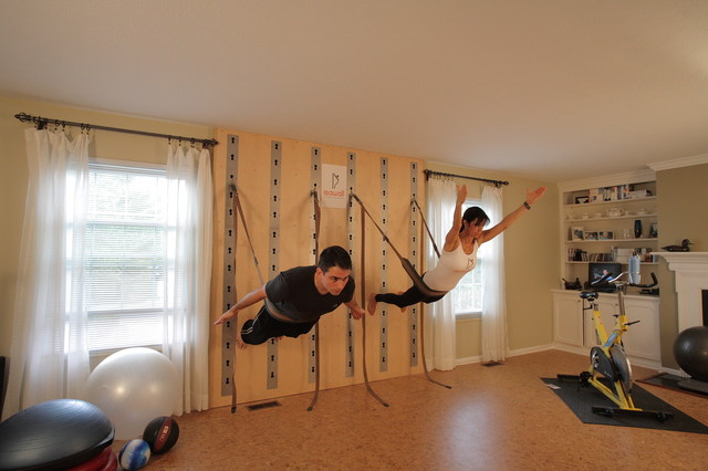 Isawall photos modern home gym cleveland by