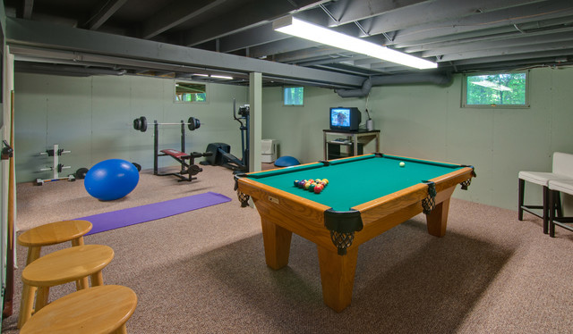 Lower Level Activity Room