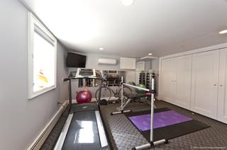 modern contemporary basement design build remodel  modern