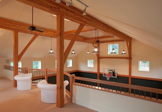 New Barn Recreational Building Construction