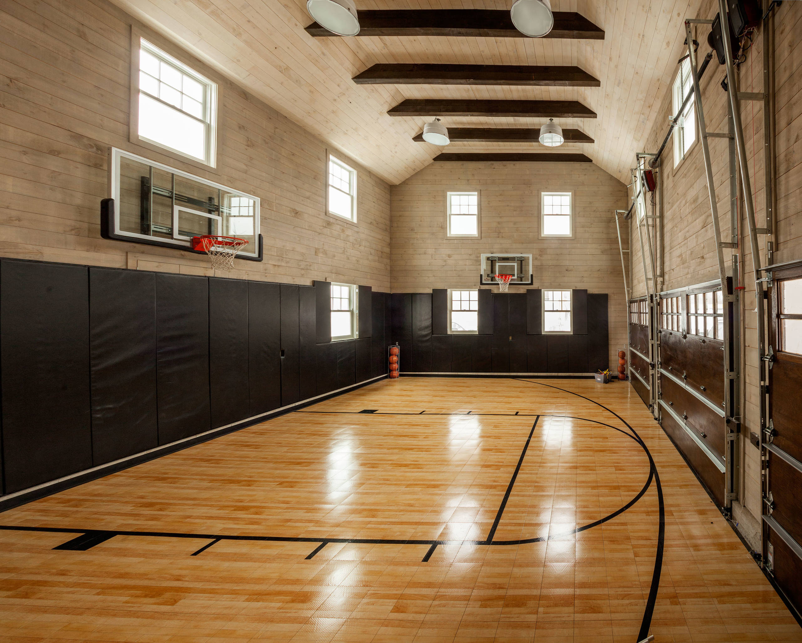 Indoor Basketball Court Ideas Houzz