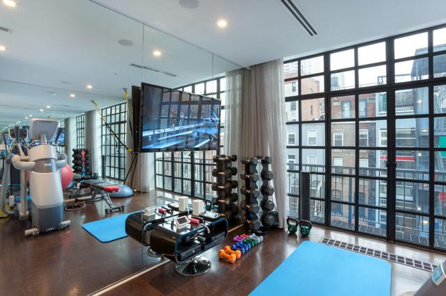 Salle De Sport New York Le Site Deco