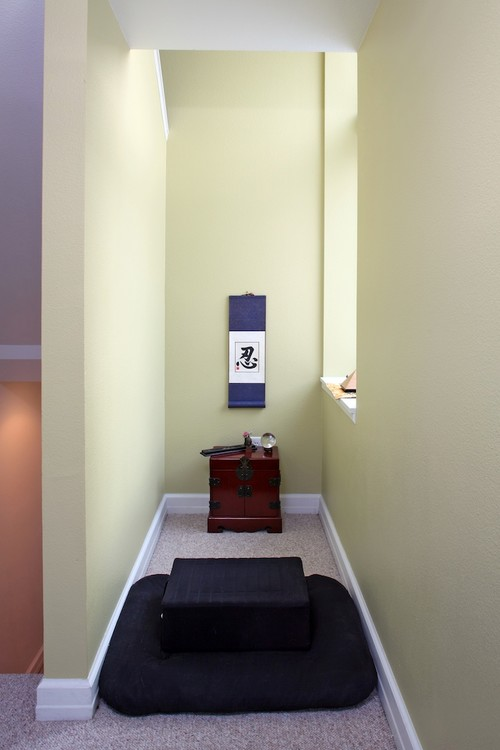 7 spaces that would make great meditation rooms photos for Interior designers in my area