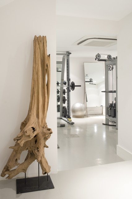 Profile gallery contemporary home gym london by