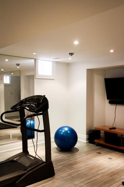 Binscarth traditional-home-gym