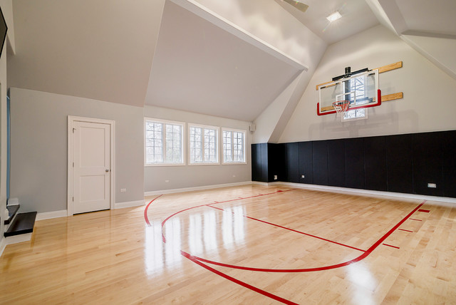 Indoor Basketball Courts For True Hoops