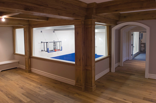 Specialty rooms for Cost to build indoor basketball court