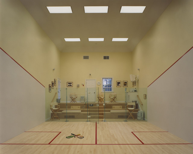 Squash Court On Private Estate Bedford Ny