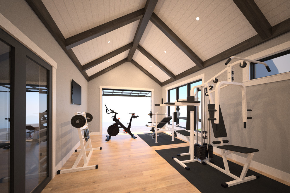 5 Essentials When Building a Home Gym
