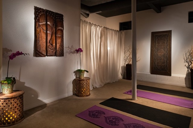 Sundara Yoga Studio Asian Home Gym