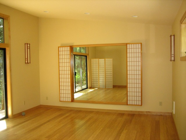Tai Chi Studio Asian Home Gym Portland By Maughan