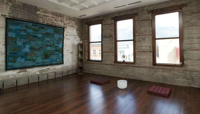 Yoga on pinterest studios studio design and
