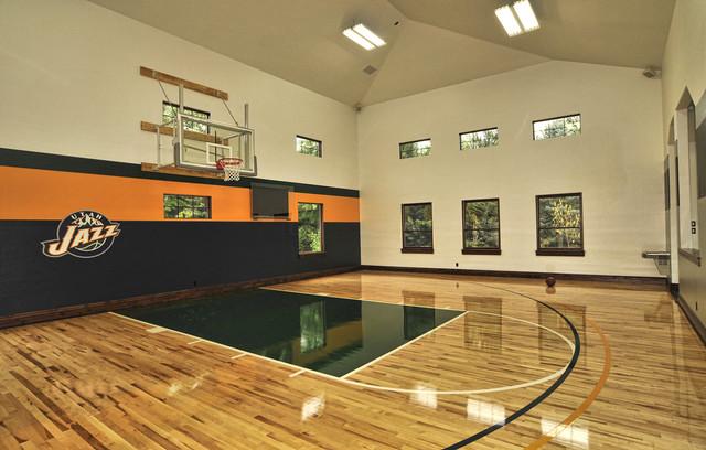 Paradigm Construction traditional-home-gym
