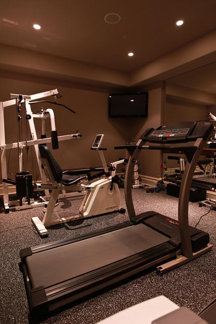 Warrington Pa traditional-home-gym