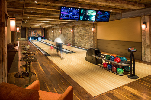 What Is The Cost To Install The Bowling Alley