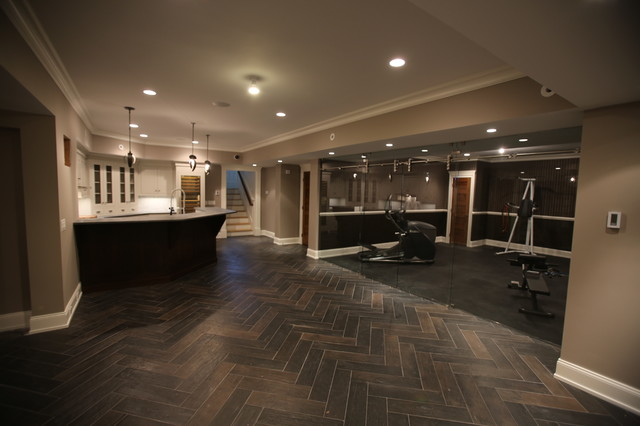 Wyckoff NJ-Basement living