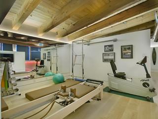 wynkoop denver loft  contemporary  home gym  denver