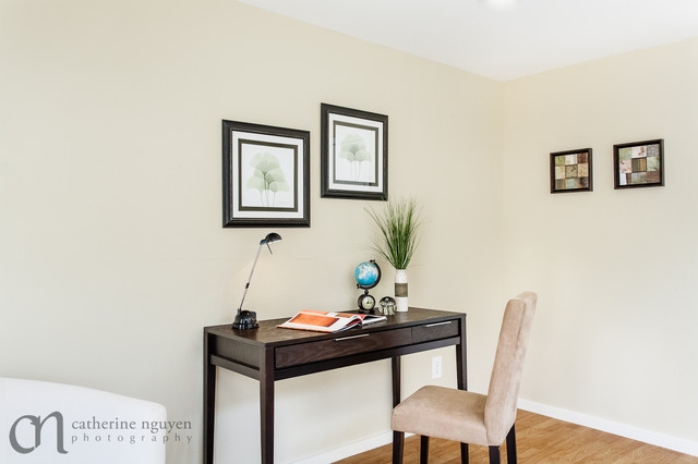 10th Ave San Mateo contemporary-home-office