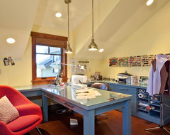 1189 cottonwood lane - remodel eclectic-home-office