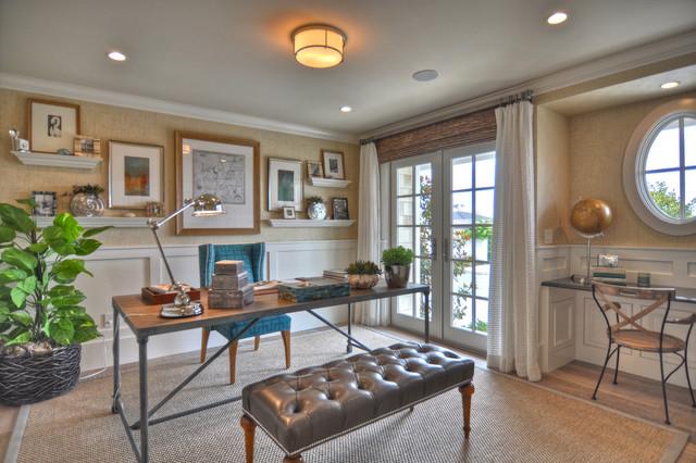 1512 Dolphin Terrace beach-style-home-office