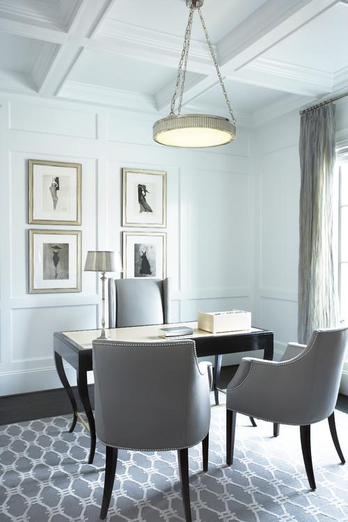серый и черный цвета интерьера поможем выбрать на консультации