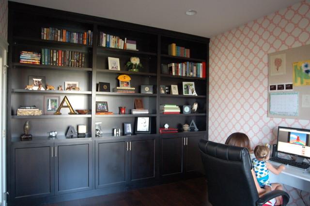 2012 Moorhead Home traditional-home-office
