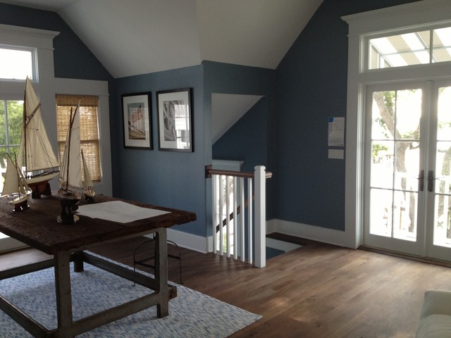 Excellent 2013 Coastal Living Showhouse Garage - Traditional - Home Office  KW97