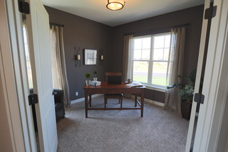 2013 Woodmont Parade Model - Traditional - Home Office - other metro - by Aspen Homes Inc