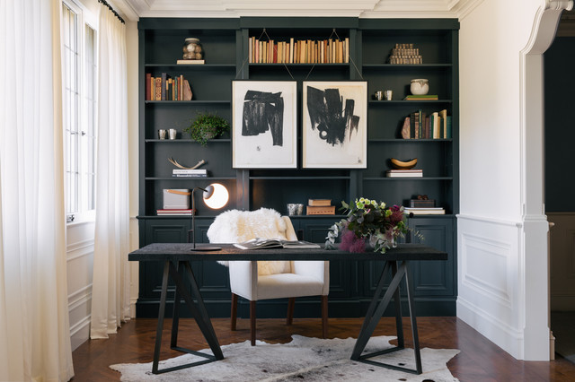 2015 San Francisco Decorator Showcase Transitional Home Office San Francisco By