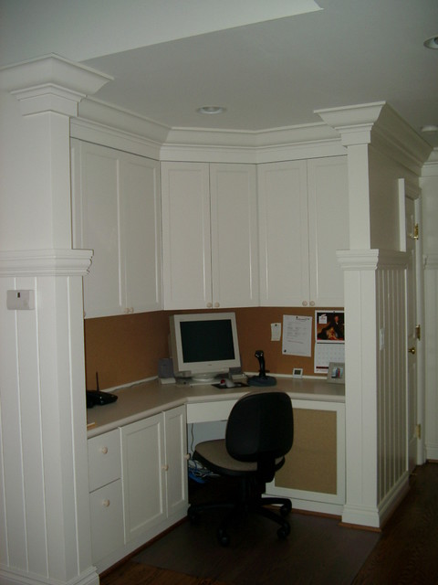 5000 sq ft Addition, Ford home, Mi. traditional-home-office
