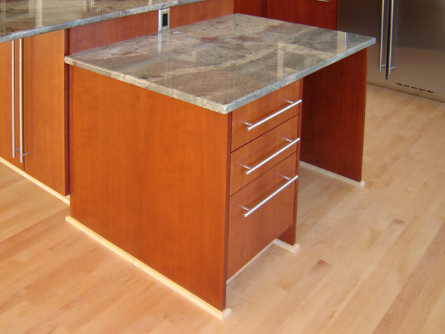 5th Ave Lofts Office Cabinets contemporary-home-office