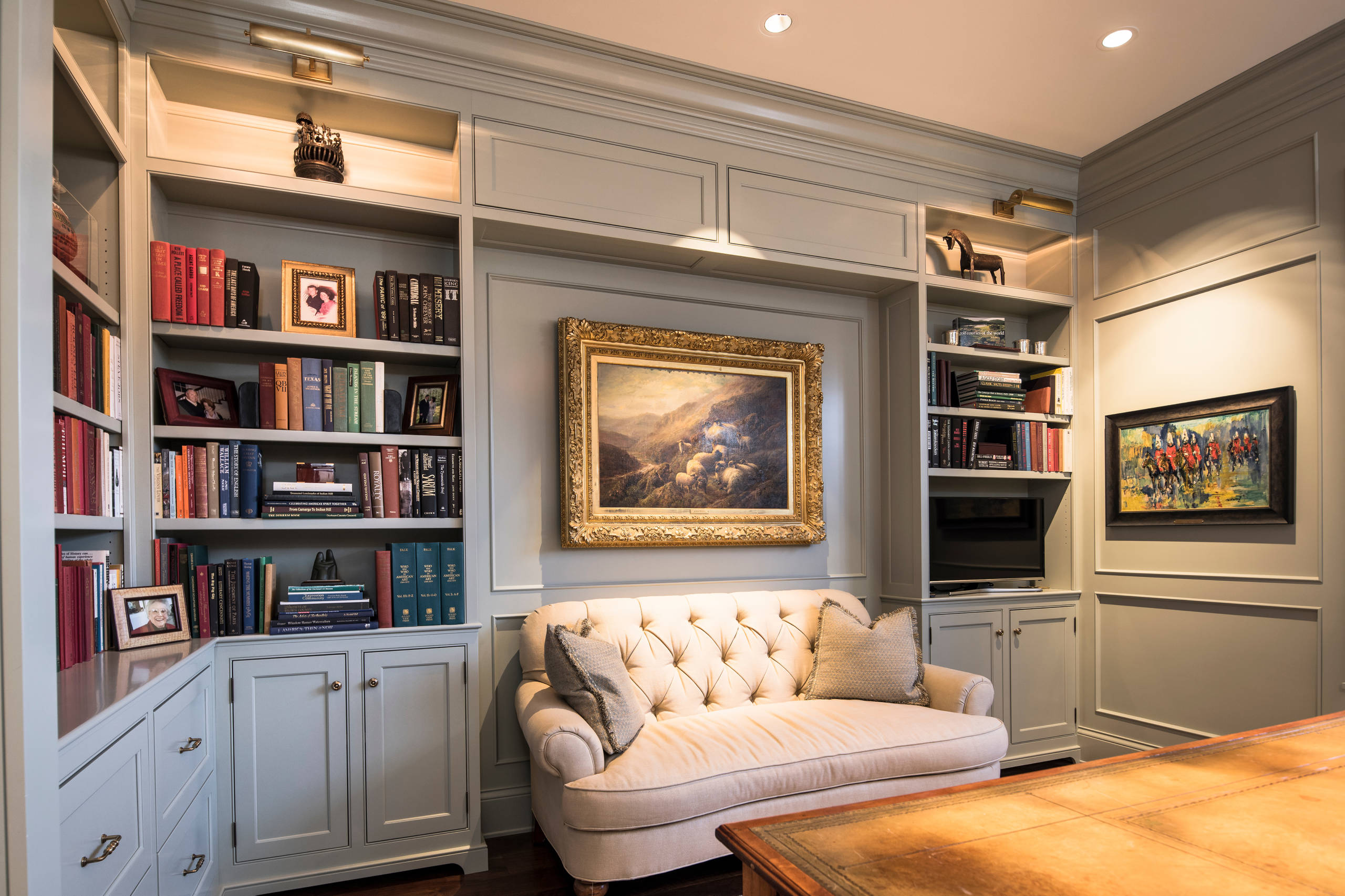 5th Avenue Style by Don Justice Cabinet Makers