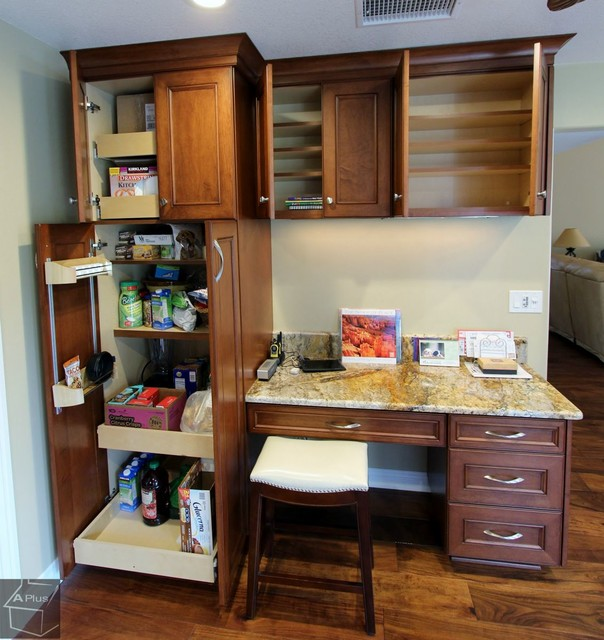 77 - Fountain Valley - Kitchen Remodel With Brand new Custom Cabinets ...