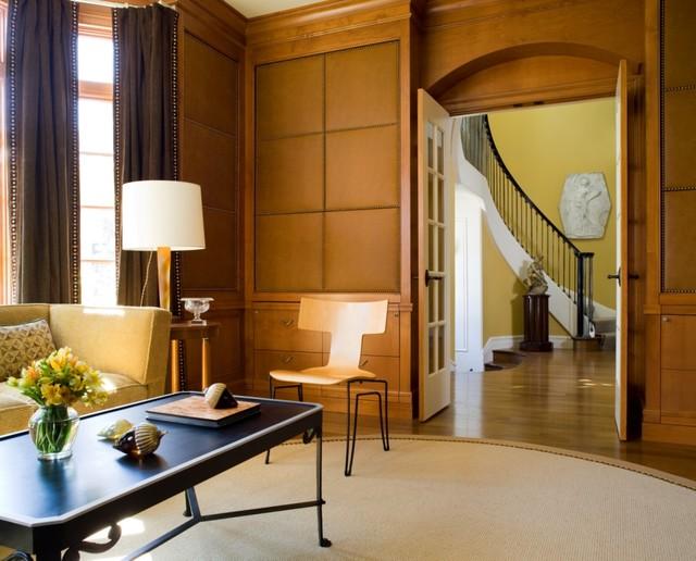 A Designer's Home contemporary-home-office