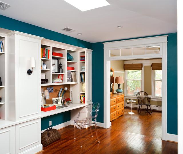 A Enlightening Home Office