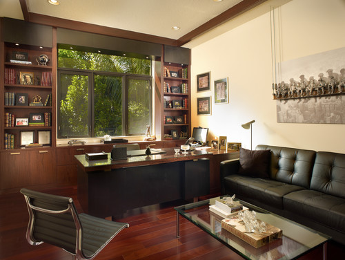 Home Office - Jeffrey King Interiors