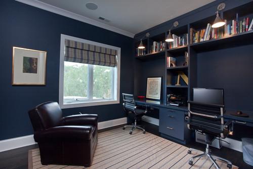 限りなく部屋に溶け込むブルー。「ブルー」をベースにしたインテリア事例4選 3番目の画像
