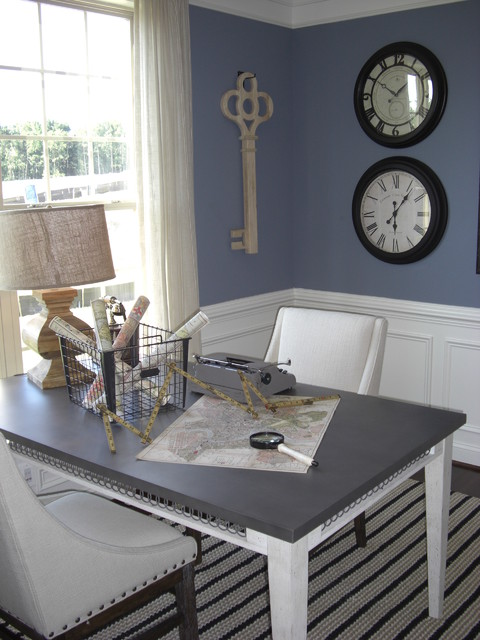 ALEXANDER'S CHASE - PORTSMOUTH MODEL eclectic-home-office