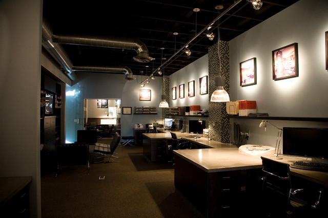 Allen Companies modern-home-office