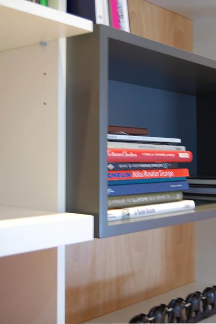 Aménagement dun bureau résidentiel  Longueuil  Modern