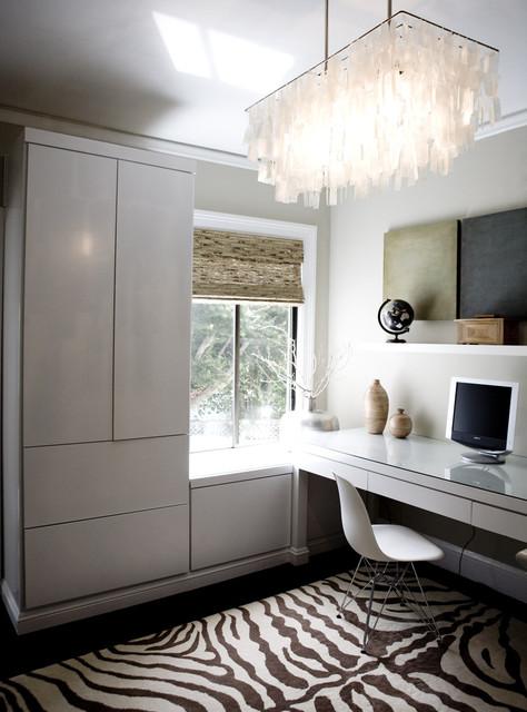 Amoroso Design contemporary-home-office