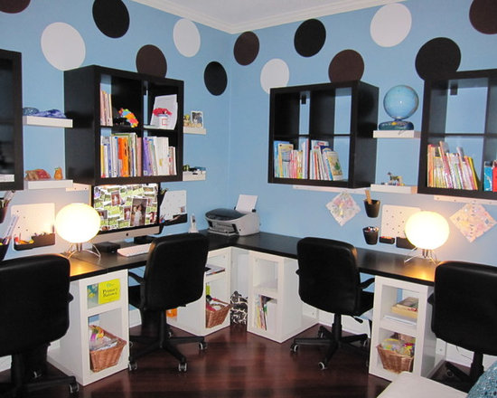 Homeschool room home design ideas pictures remodel and decor for Home school room ideas