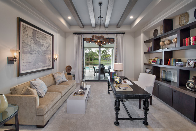 anna maria in naples fl contemporary home office