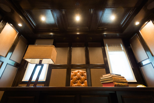 Arbutus - Classic Luxury transitional-home-office