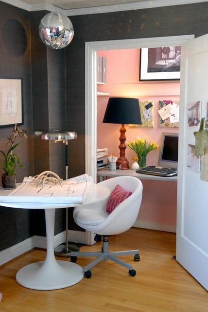 Eclectic home interior design